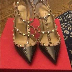 Valentino studded shoes